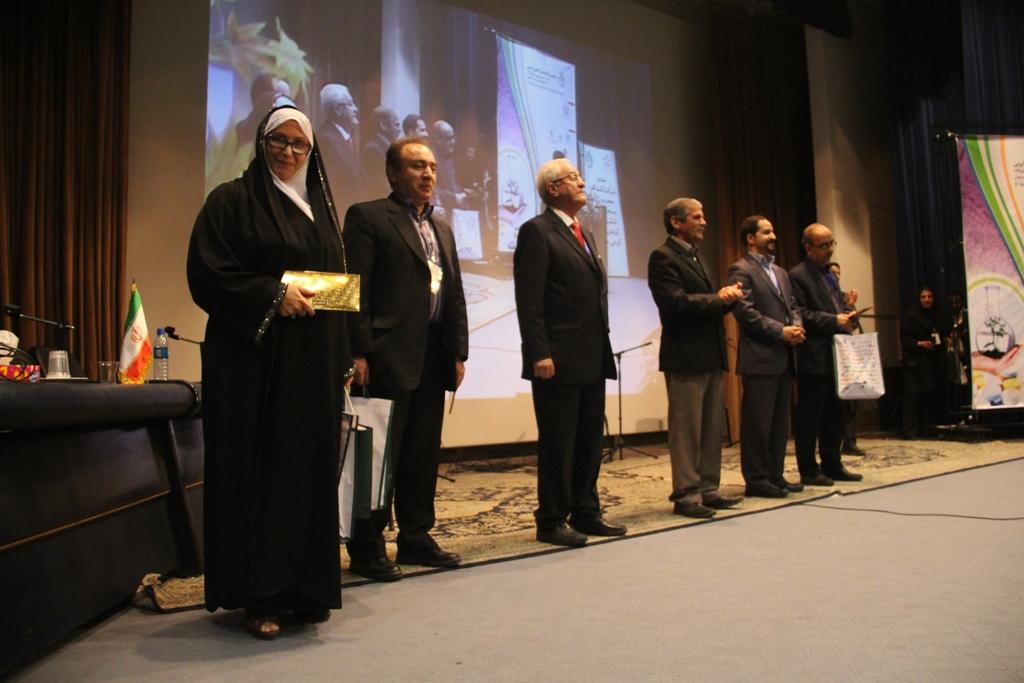 کنگره گیاهان دارویی اصفهان (16)