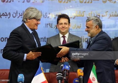 انعقاد تفاهم نامه همکاری در زمینه گیاهان دارویی بین ایران و فرانسه