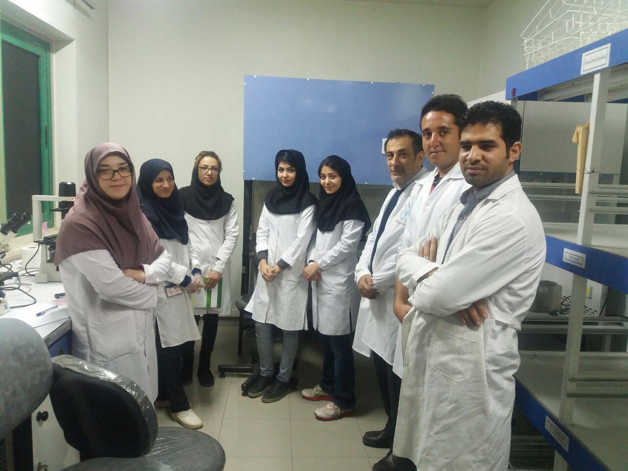 کارگاه آموزشی بررسی سمیت سلولی ترکیبات موثر گیاهی بر سلولهای سرطانی برگزار شد