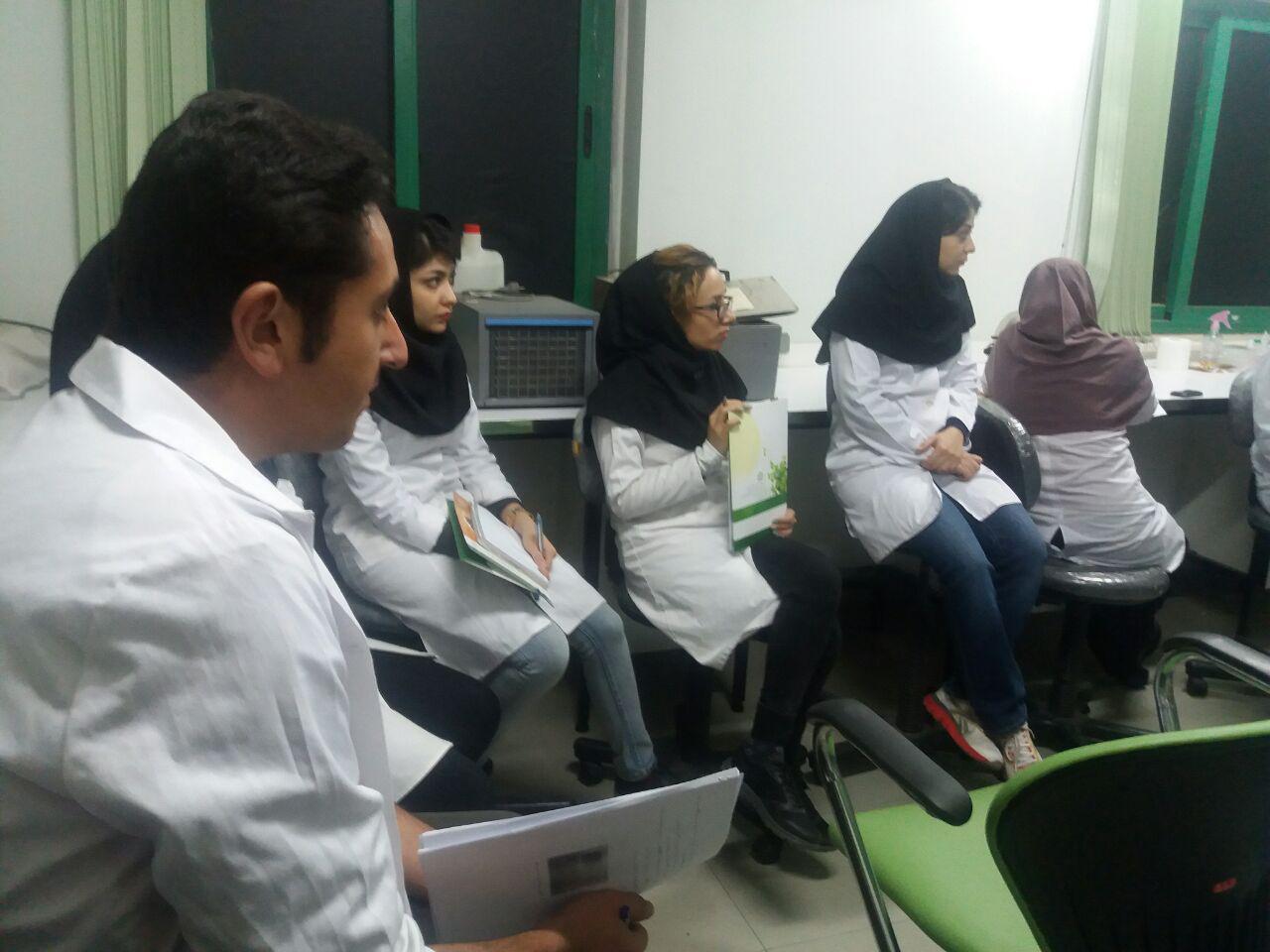 کارگاه آموزشی سرطان