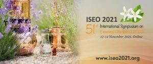 ۵۱st International Symposium on Essential Oils(ISEO 2021)
